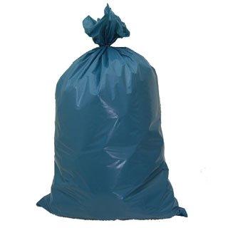 Blaue Müllsäcke